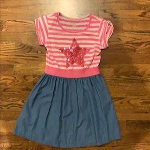 Adorable size 7/8 dress
